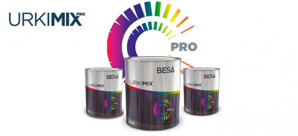básicos color URKI-MIX PRO