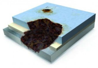 Substrate corrosion