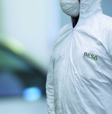 BUZO TYVEK Protection and hygiene