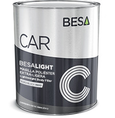 BESA-LIGHT Masillas poliester