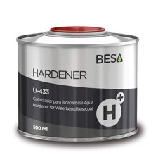 U-433 Hardener for Waterbased basecoat