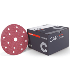 URKI-RED Urki red, abrasives and complements